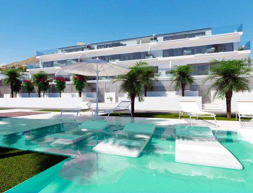 Neubauappartements im Mediterranean Resort Finestrat (Benidorm)