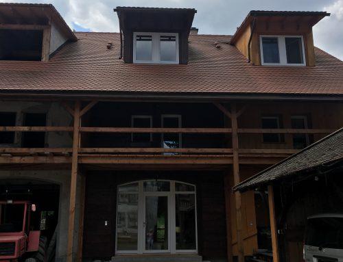 Ökologisch ausgebautes Reihenmittelhaus in Offenbach an der Queich