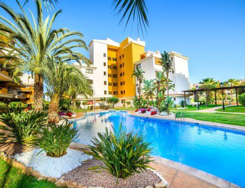 Spanien – Orihuela – 3-Zimmerappartement in mediterraner Wohnanlage!