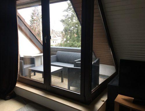 Charmante 2-Zimmer-Maisonette in Karlsruhe-Rintheim