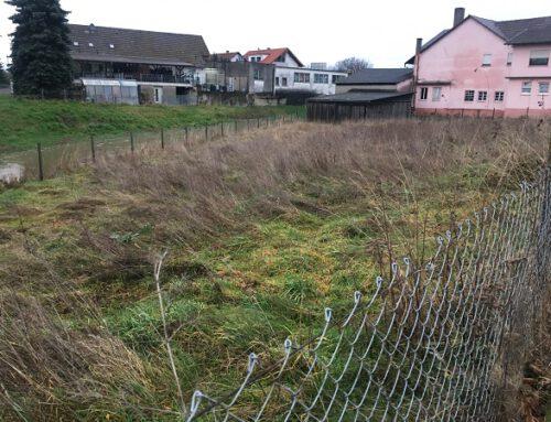 Baugrundstück für Mehrfamilienhaus in Appenweier-Zimmern