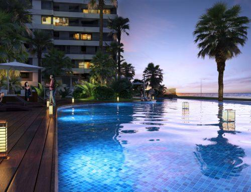 Spanien – Torrevieja – Neubauappartements am Strand!