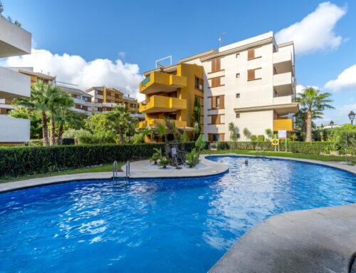 Spanien – Punta Prima (Orihuela) – 3-Zimmerwohnung in mediterraner Anlage
